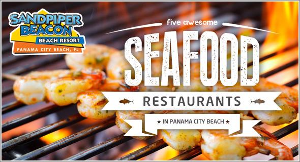 5 Awesome Panama City Beach Seafood Restaurants