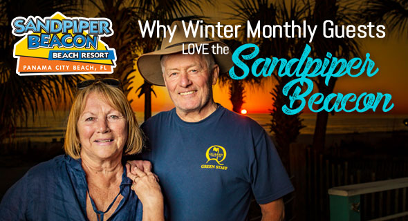Why Winter Guests Love the Sandpiper Beacon Beach Resort