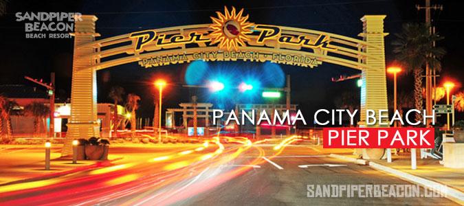 Pier Park Shopping Center Panama City Beach, Florida
