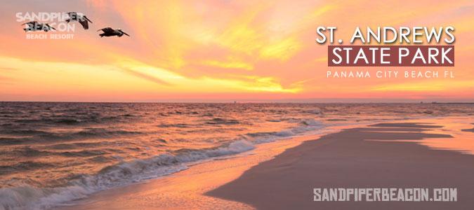 St Andrews State Park Panama City Beach Fl