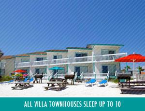 Panama City Beach Villa Als Sandpiper