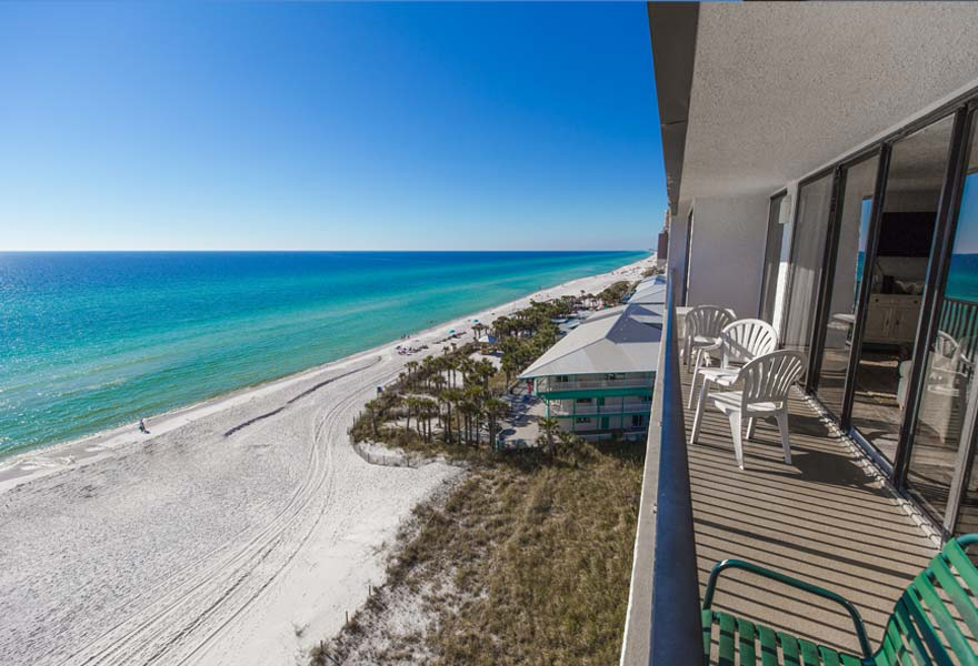 Panama city beach condos condo rentals - 3 bedroom condos panama city beach fl ...
