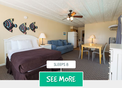 2 Room Suite Sleeping 6. Sandpiper Beacon Beach Resort. 17403 Front Beach  Rd Panama City Beach, FL 32413